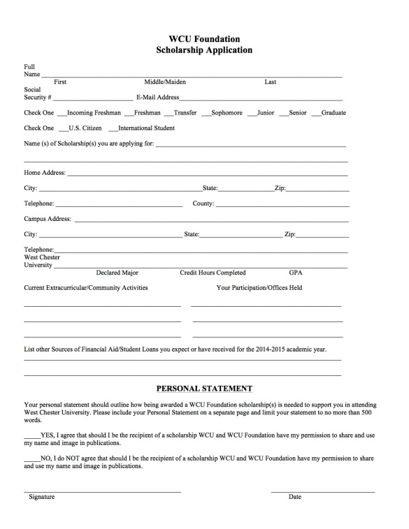 Century Club application